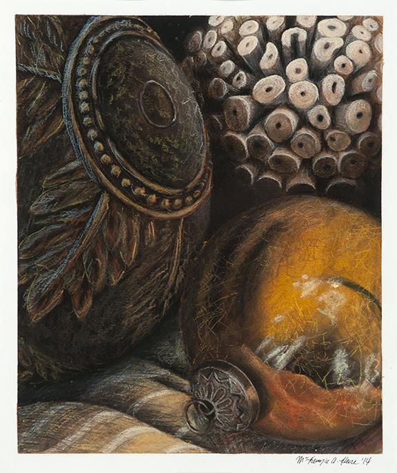 Decorative Spheres, McKenzie Hare